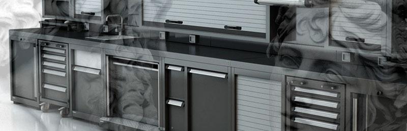 LK distributeur DEA mobilier technique atelier