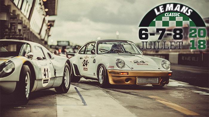 LK au Mans Classic