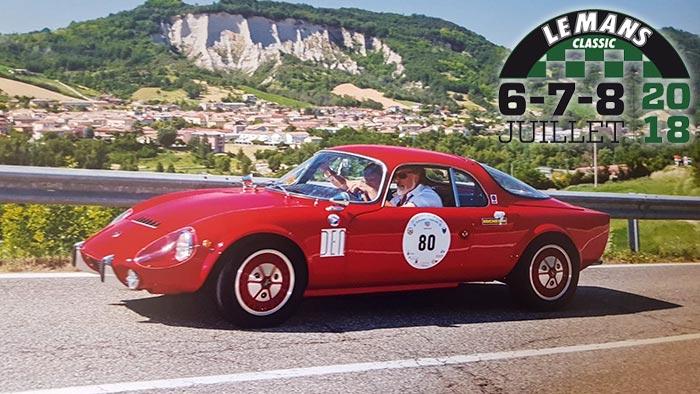 Le Mans Classic J-2 !