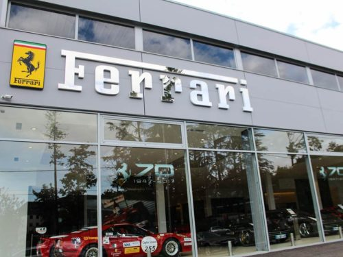 Concession Ferrari Gauduel Limonest - LK Distribution