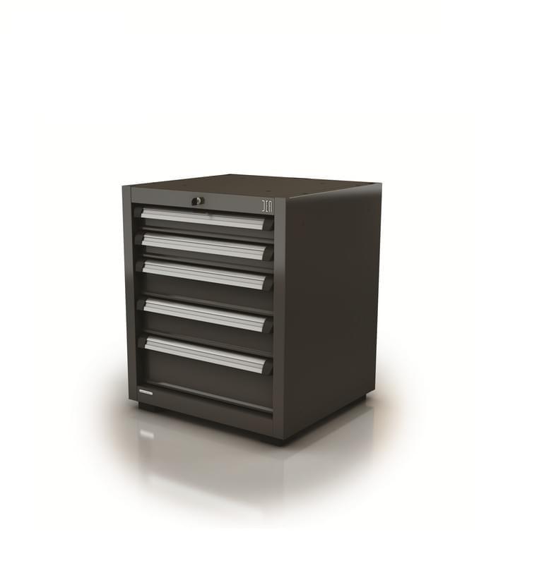 AR-016-11 Rangement à tiroirs pour atelier auto, moto, poids-lourd - 5 tiroirs série 90