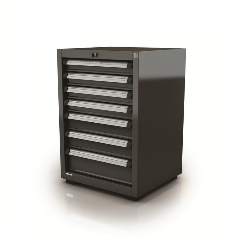 ar-001-10 Rangement à tiroirs pour atelier – 7 tiroirs – Hauteur 110