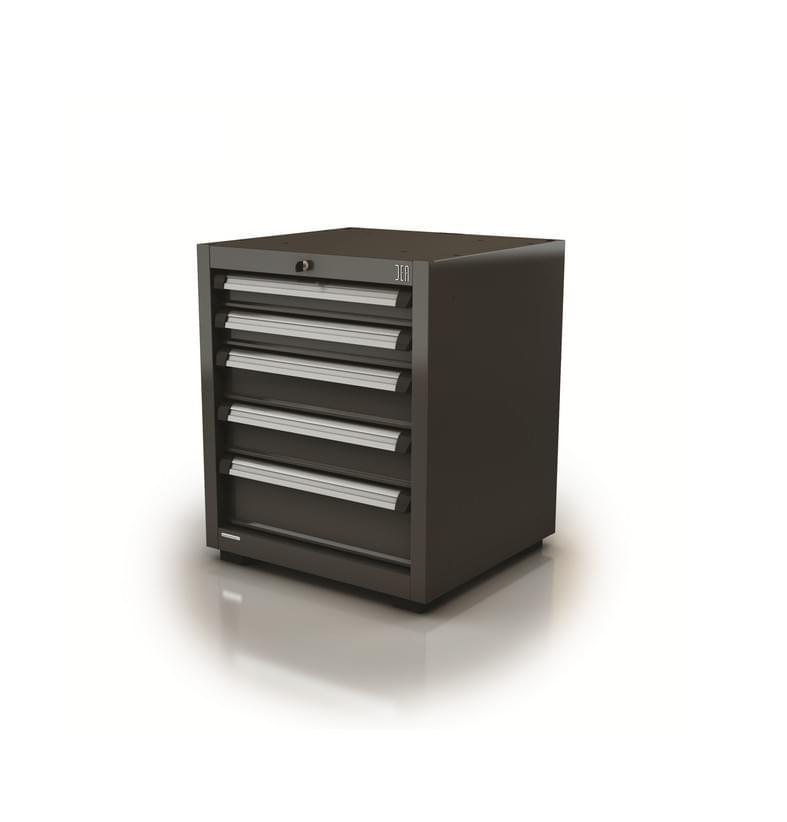 ar-284-10 Module à tiroirs pour atelier 5 tiroirs série 90