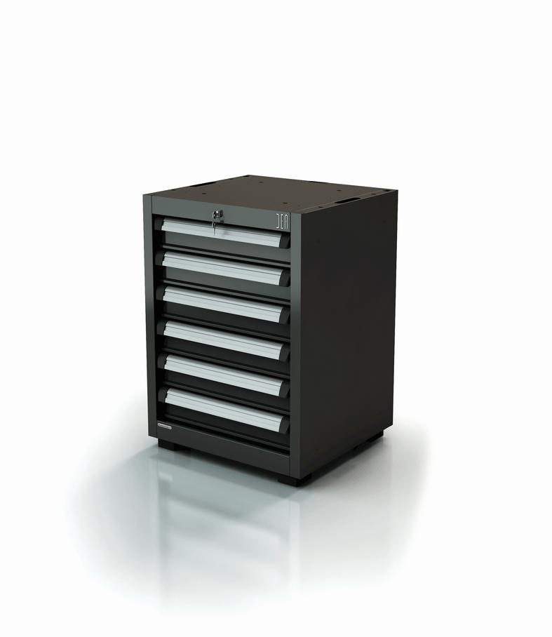 ar-301-10 Module à 6 tiroirs pour le rangement d'atelier - série 90