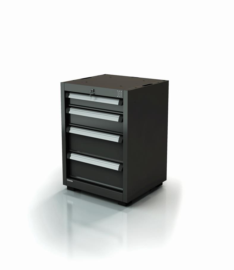 ar-321-10 Module à tiroirs pour atelier 4 tiroirs série 90