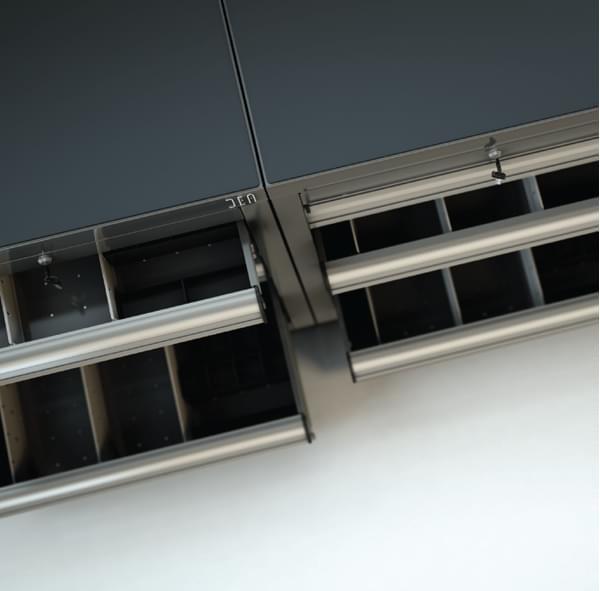 DEA - Module à tiroirs pour atelier automobile