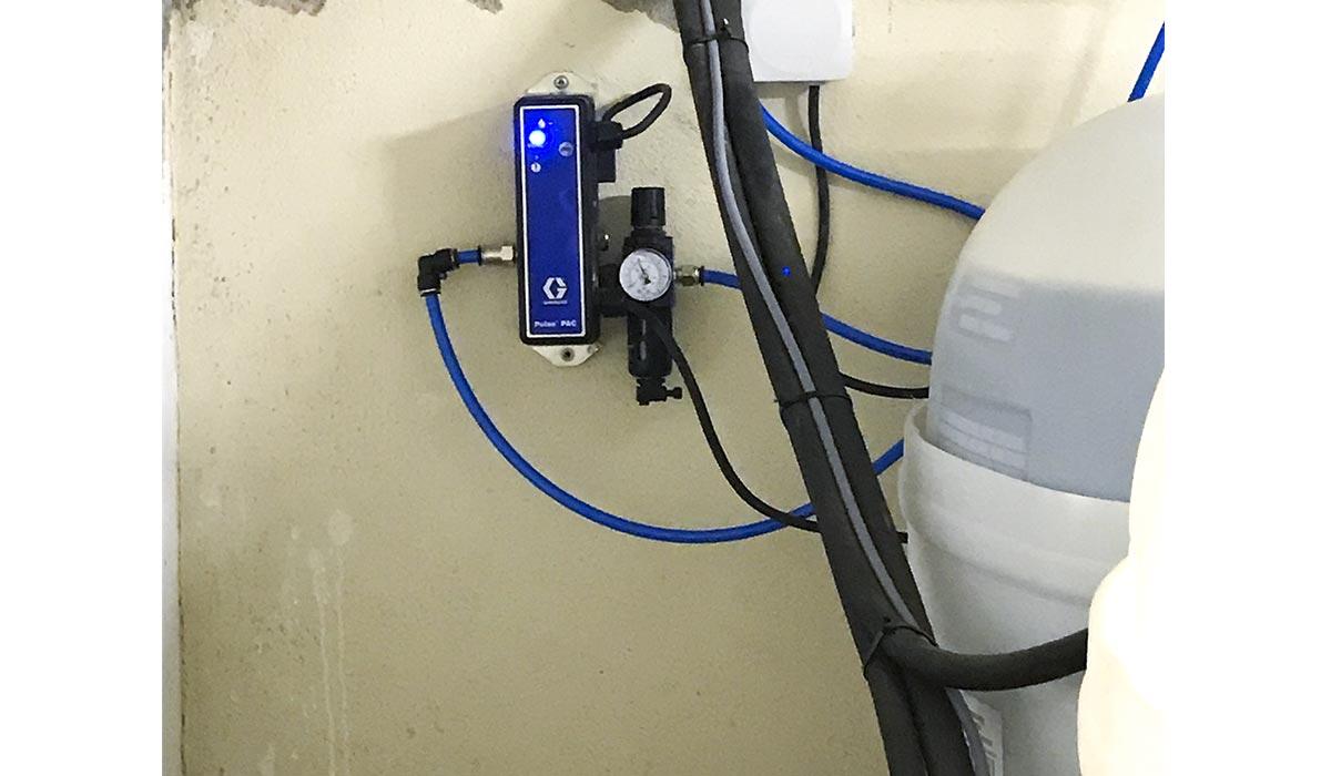 Electrovanne pour la distribution des fluides – GRACO