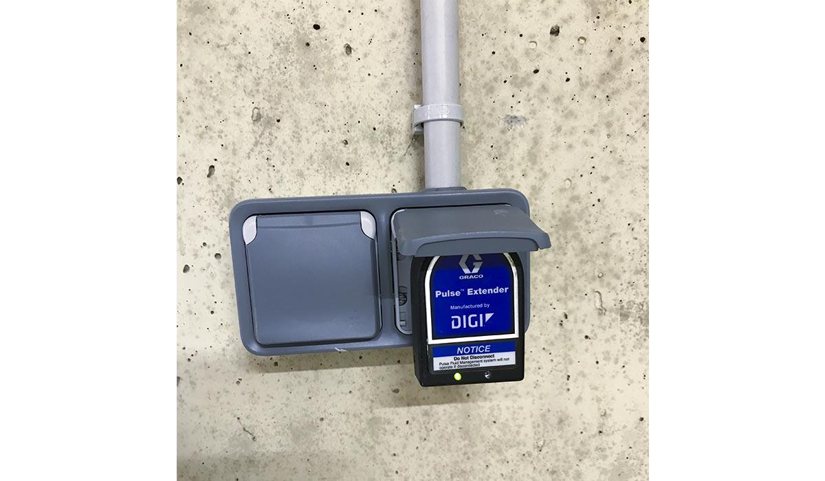 Répétiteur de signal PULSE – Pulse Extender – Gestion des fluides GRACO