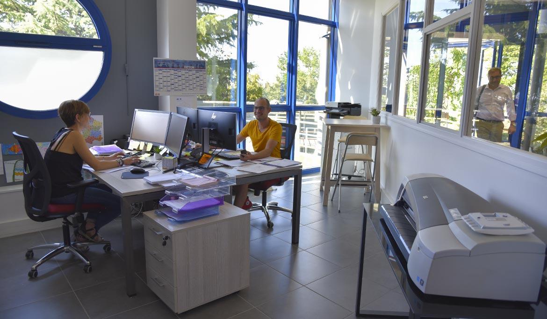 Bureaux administratif et technique - LK Distribution
