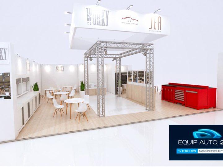EQUIP AUTO 2019 le rendez-vous de l'après-vente automobile