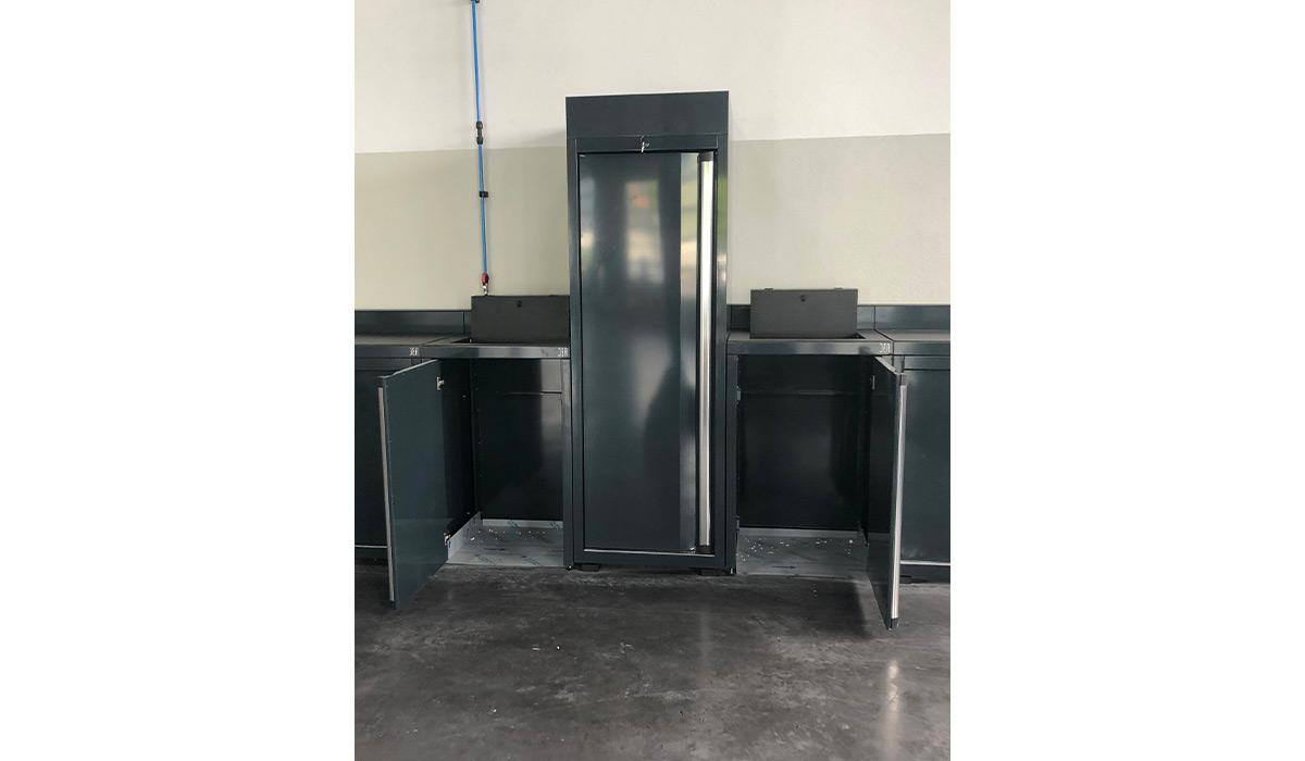 Mobilier DEA - modules à portes
