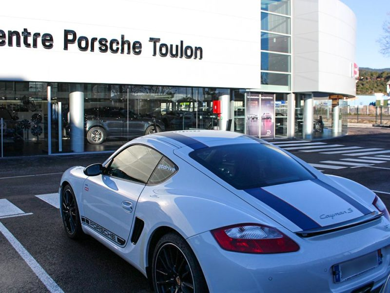 Concession Porsche La Garde