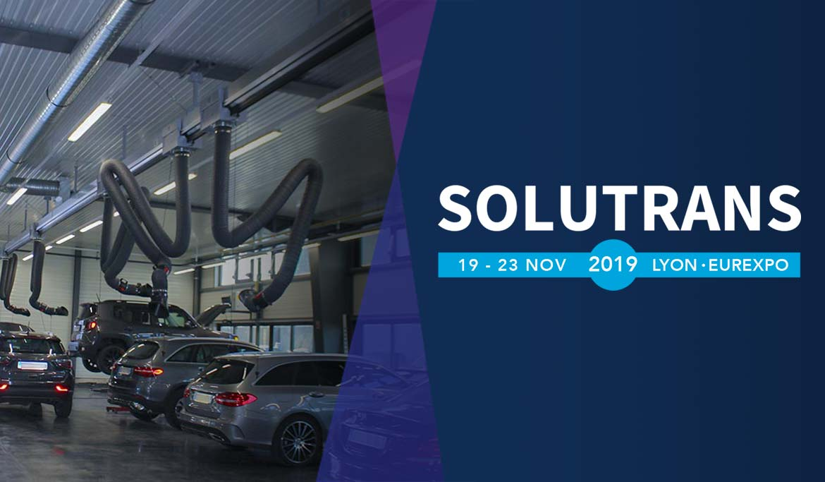 LK au salon Solutrans 2019