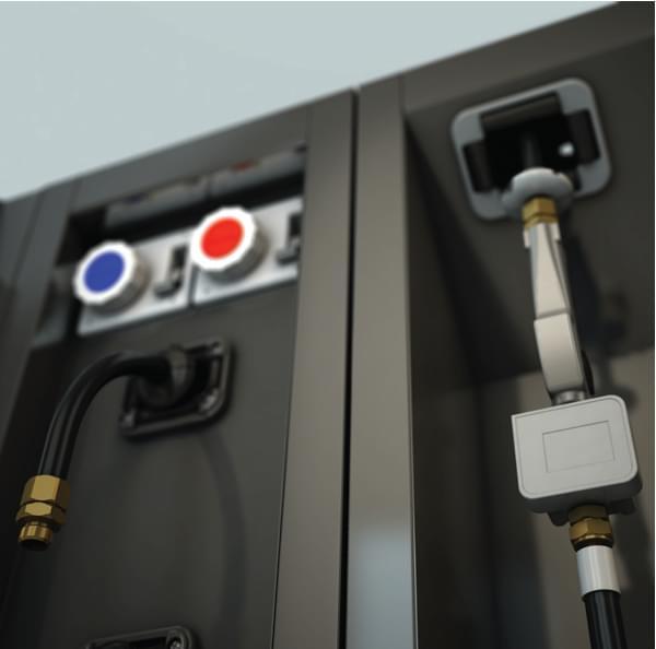 Distribution de fluides en atelier garage auto