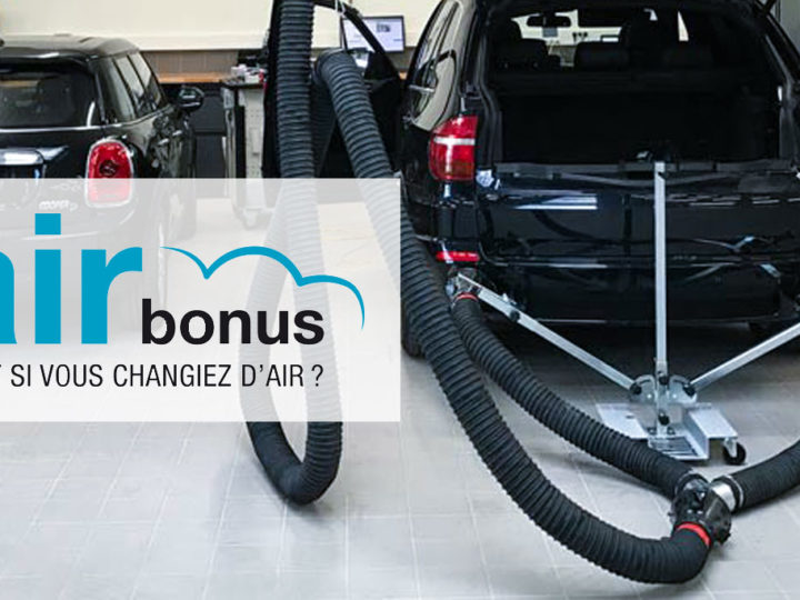 Air Bonus finance vos équipements d'extraction de gaz